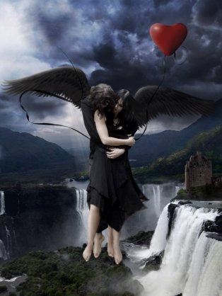 anjo apaixonado
