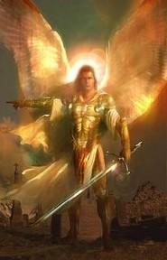 Anjo guerreiro I