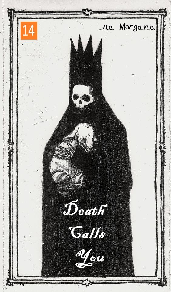 Death calls you capa