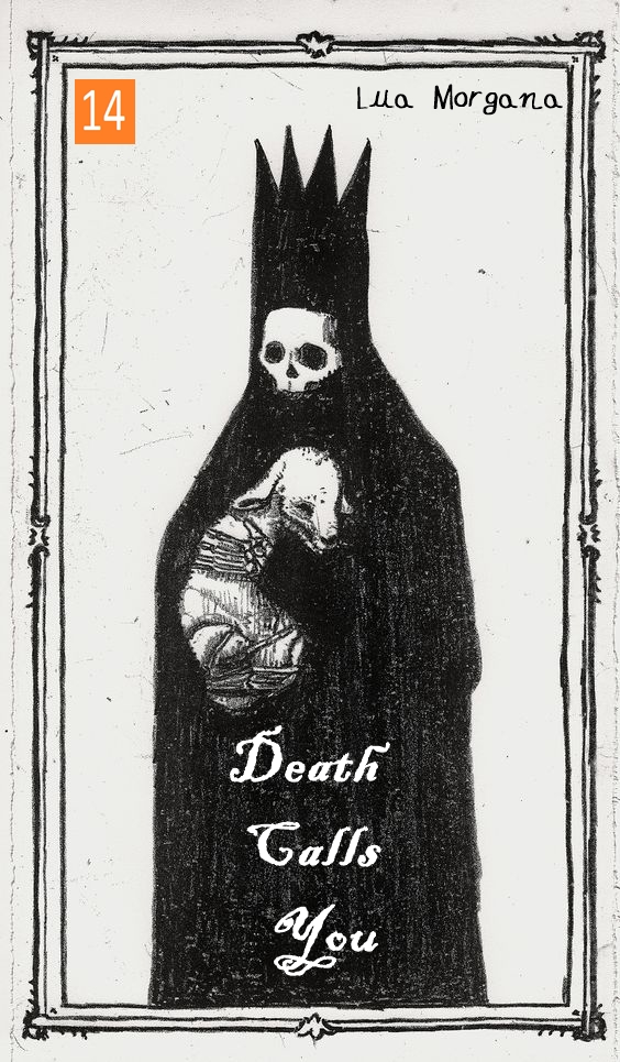 Death calls you capa